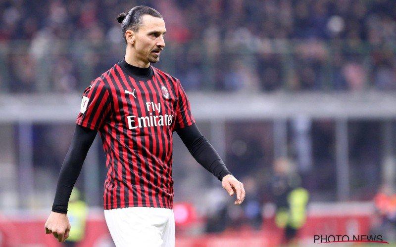 Officieel: Zlatan Ibrahimovic hakt beslissing door over toekomst