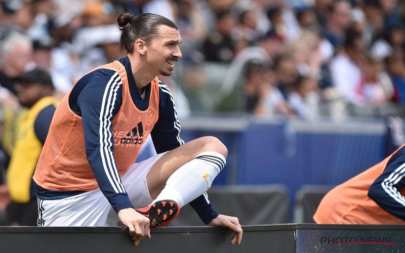 'Ibrahimovic keert terug naar Europa en tekent geheel onverwacht bij déze club'