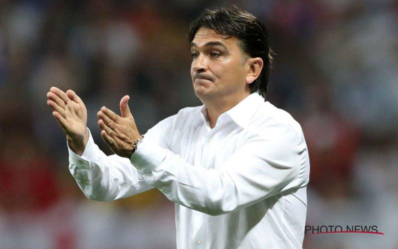 Kroatische bondscoach Dalic: