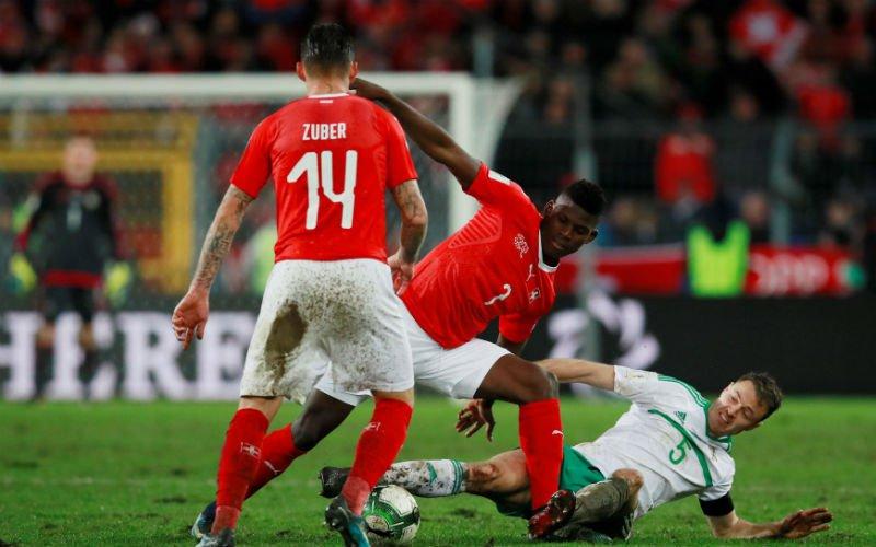 Zwitserland en Noord-Ierland maken het bijzonder spannend voor WK-ticket