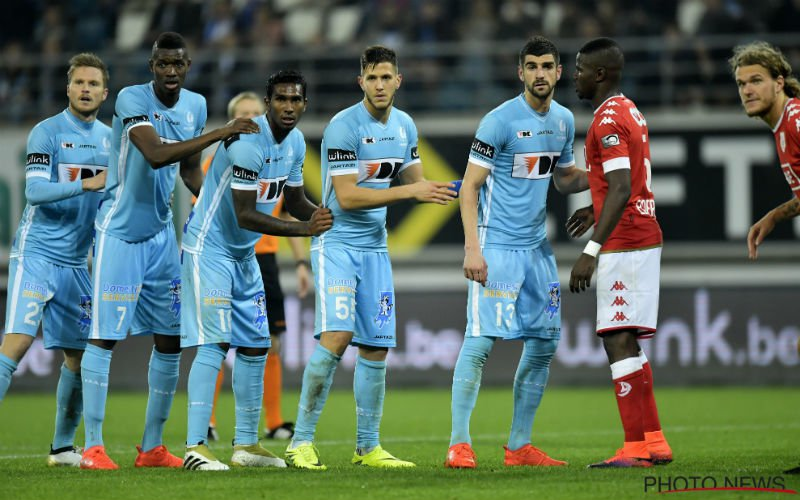Enorme opsteker voor AA Gent in aanloop naar topper tegen Club Brugge