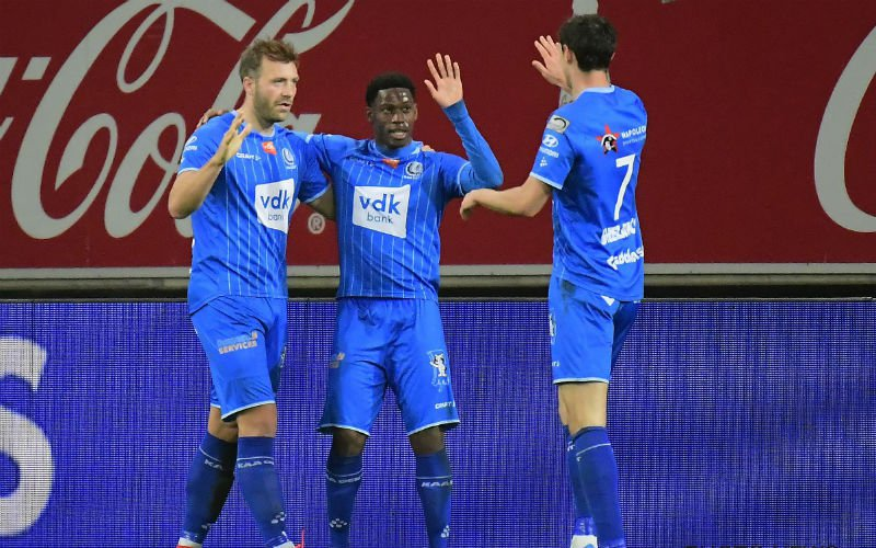 AA Gent spoelt nederlaag tegen Club door, Kortrijk klopt Essevee