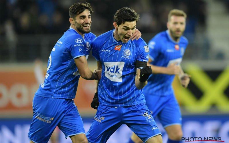 Club Brugge, AA Gent én KRC Genk winnen hun wedstrijd