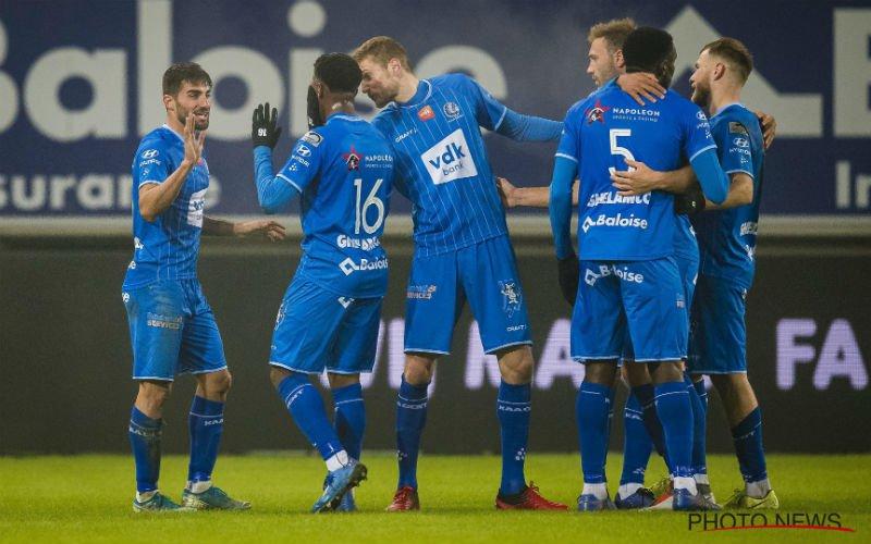 AA Gent sluit voorbereiding af met moeizame zege dankzij jonkies