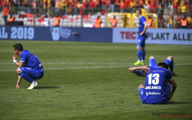 AA Gent haalt zwaar uit na bekerfinale: