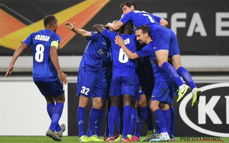 AA Gent verslaat Saint-Etienne, ondanks megablunder Kaminski