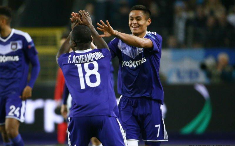 Zenit-coach onder de indruk van Anderlecht-speler: