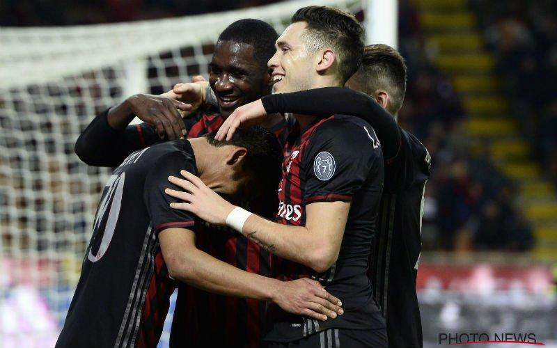 DONE DEAL: AC Milan kondigt transfer van 20 miljoen euro aan