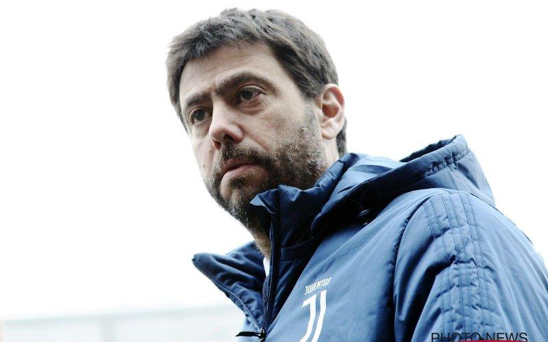 Juventus-voorzitter: