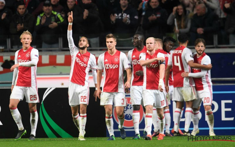 OFFICIEEL: Nederlands international en toptalent van Ajax vertrekt