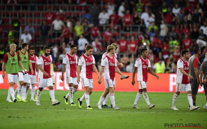 Standard mag hopen: Ook Ajax bakt er weinig van