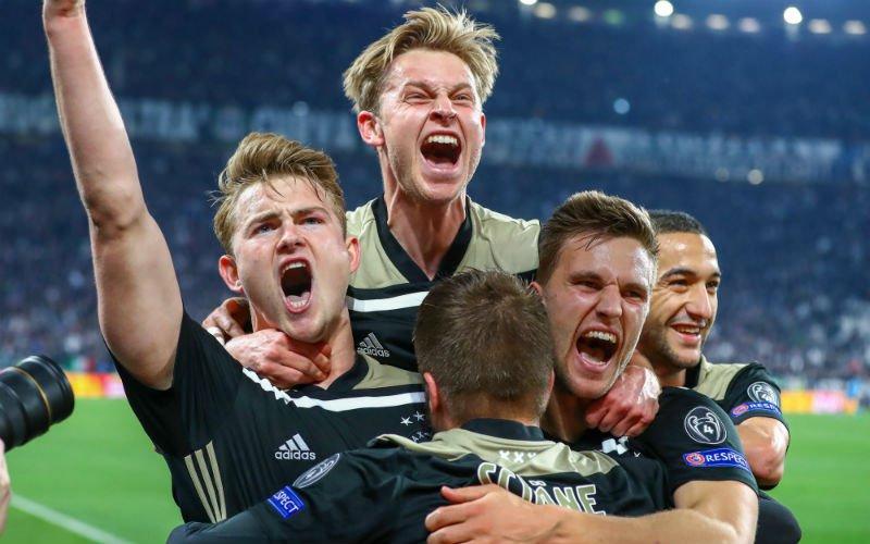 Imponerend Ajax knikkert Ronaldo uit CL, ook Barcelona naar halve finales