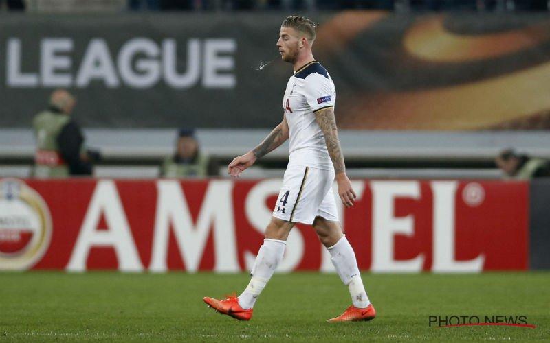 Alderweireld reageert na pijnlijke nederlaag bij AA Gent