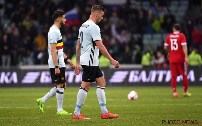 Rode Duivels blijven zakken op FIFA-ranking: Dit zijn mogelijk de dramatische gevolgen