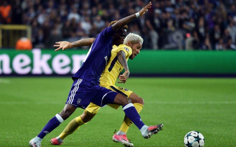 'Dani Alves belachelijk gemaakt op Anderlecht, grote gevolgen voor Meunier'