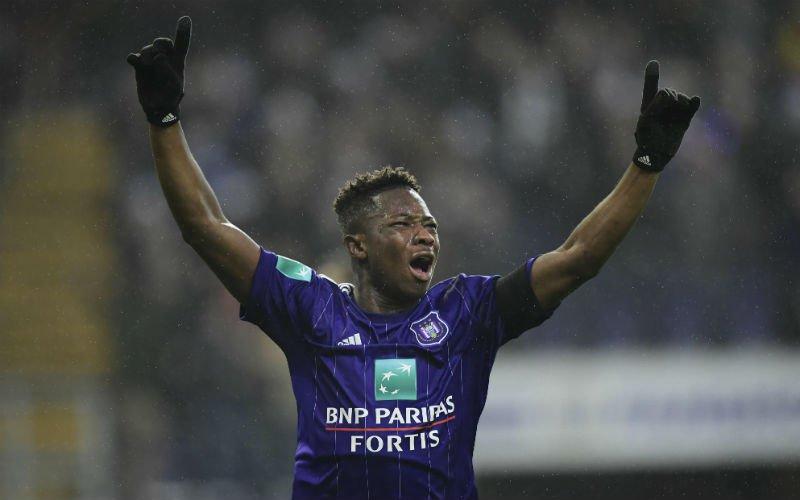 Anderlecht jonkies blinken uit: