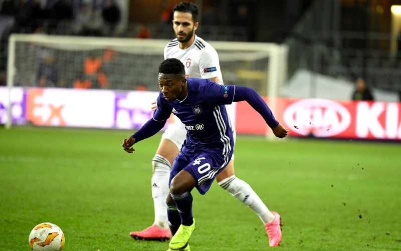 Uitgeteld Anderlecht kan niks tegen Trnava: 'Invalbeurt jonkies is hoogtepunt vd avond'