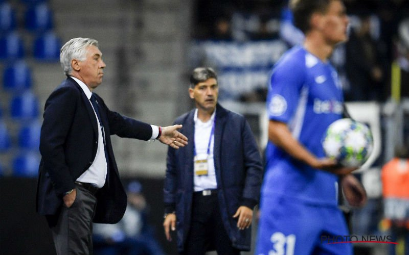 Carlo Ancelotti trekt opvallende conclusie over Genk
