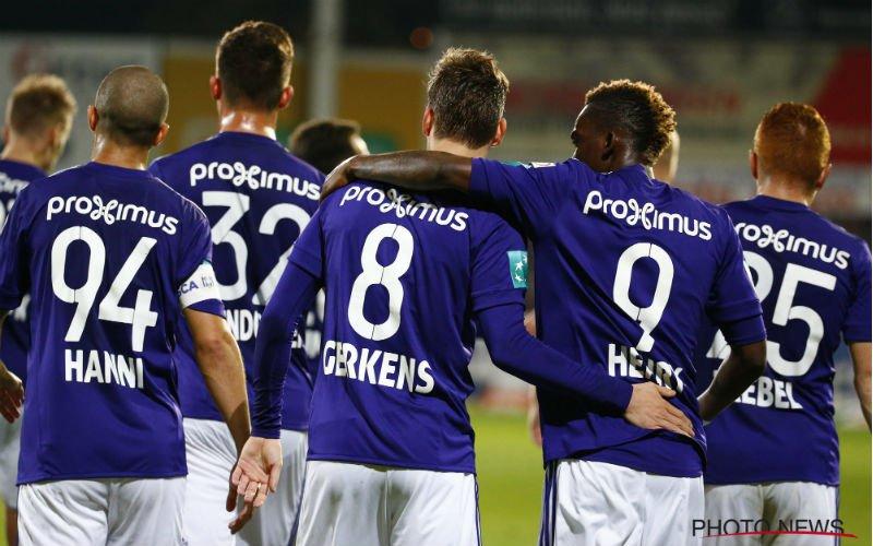 Anderlecht-speler heeft het gehad met ploegmaats: