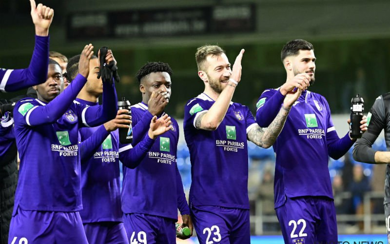 Anderlecht zorgt voor transferstunt: 'Club Brugge-sterkhouder op komst'