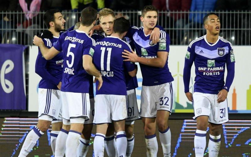 Anderlecht wordt stevig uitgedaagd:
