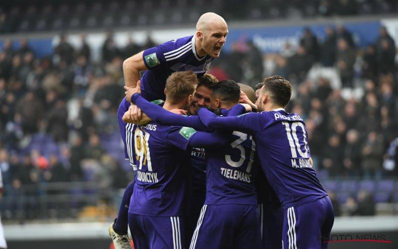 'Atlético Madrid en Juventus komen aankloppen bij Anderlecht'