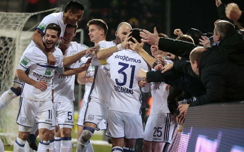 Toch nog goed nieuws voor Anderlecht na schorsing van Tielemans