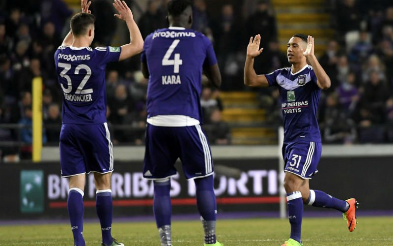 Verrassende speler van Anderlecht stapt mee op het vliegtuig richting Cyprus