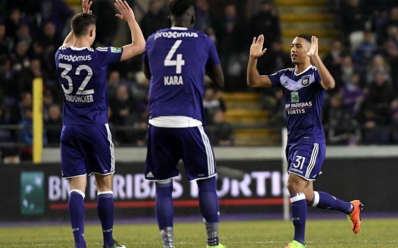 Speler van Anderlecht maakt nu pas zijn debuut in de Europa League