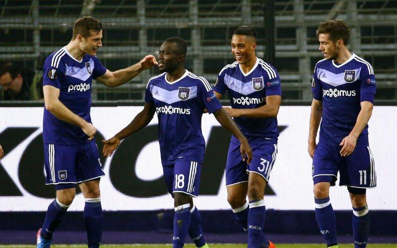 Anderlecht te sterk voor onmachtig APOEL Nicosia