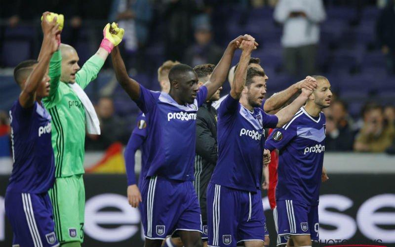 Anderlecht meldt gigantisch verrassend in aanloop naar Man United, fans laaiend enthousiast