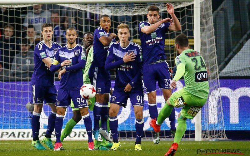 'Topper van Anderlecht te koop voor een spotprijs'