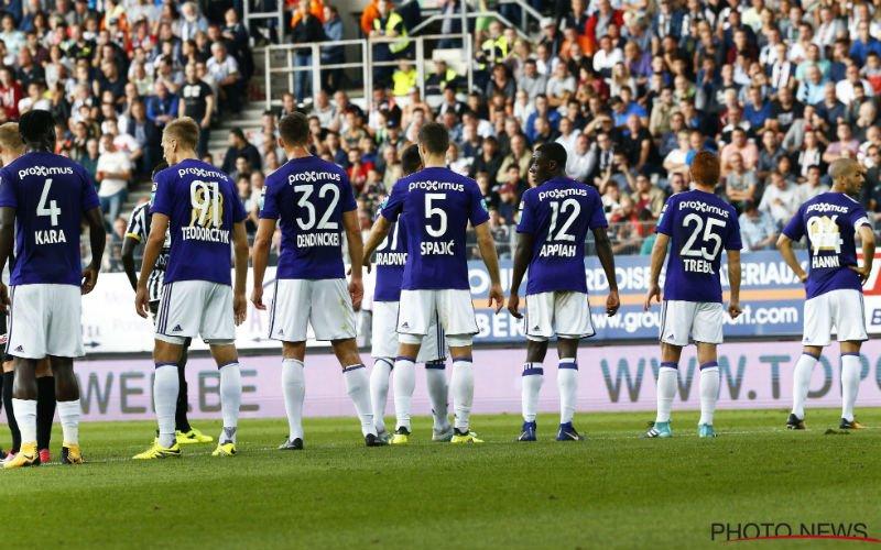 Anderlecht neemt beslissing over nieuwe spits