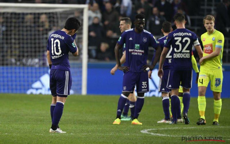 Anderlecht had liefst 40 (!) goals meer kunnen hebben