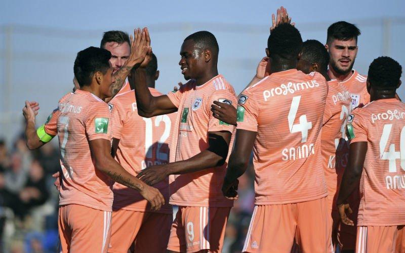 Anderlecht wint spektakelstuk tegen Hoffenheim