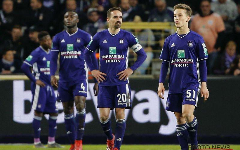 Verandert Anderlecht ook de paars-witte clubkleuren?