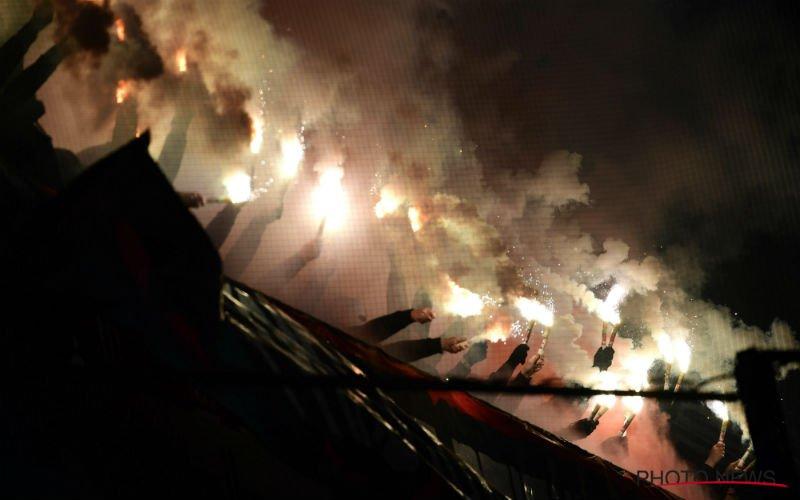 Anderlecht-fans in diepe problemen, politie grijpt in