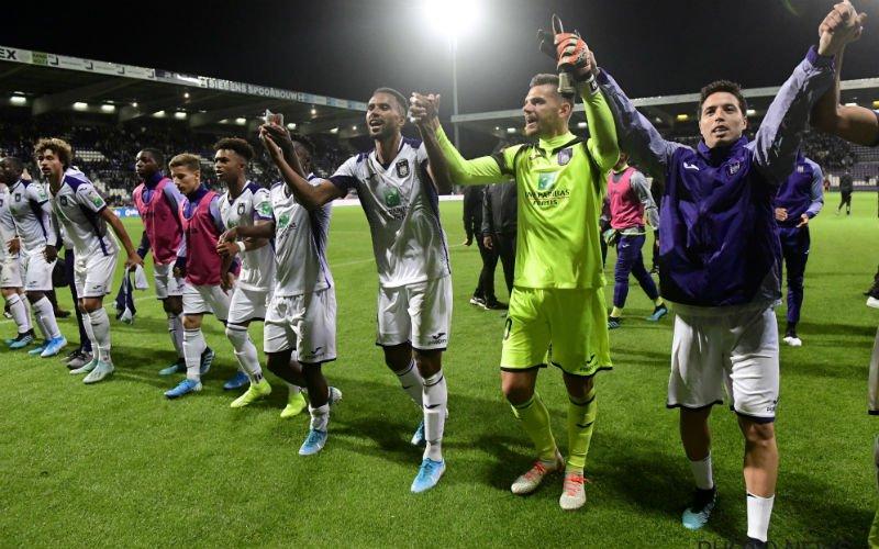 Anderlecht-fans vernemen vlak voor RSCA-STVV geweldig nieuws