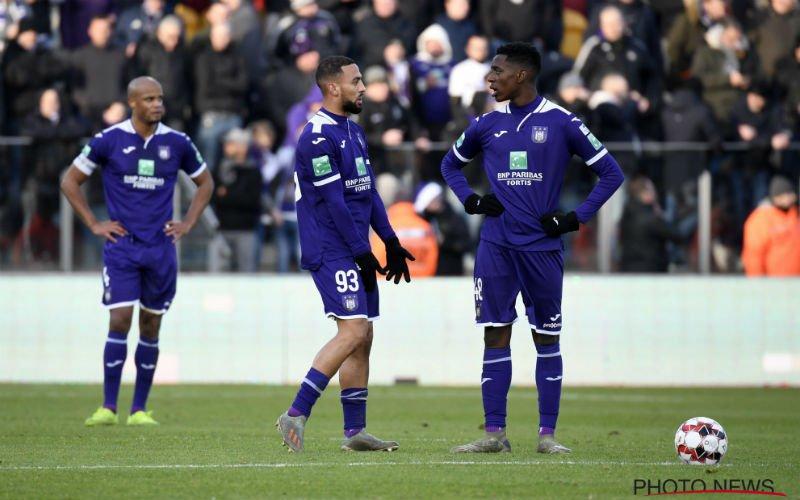Anderlecht lijdt nu ook schipbreuk in Oostende, Play-off 1 heel ver weg
