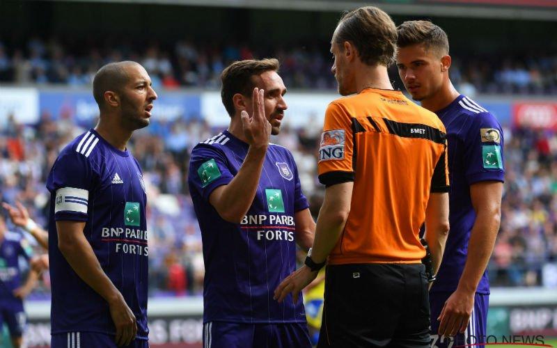 Pijnlijk: Anderlecht-fans fluiten eigen speler uit
