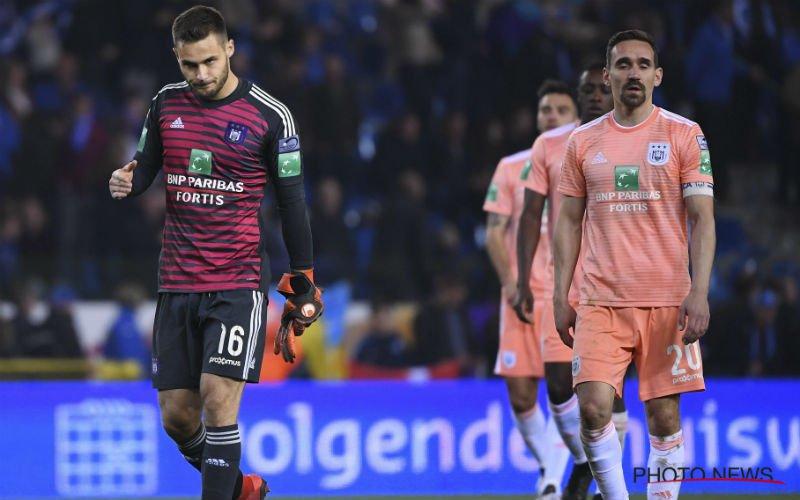 'Thomas Didillon verlaat Anderlecht per direct'