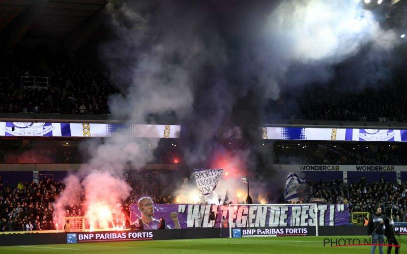 Anderlecht-fans komen in opstand tegen bestuur: