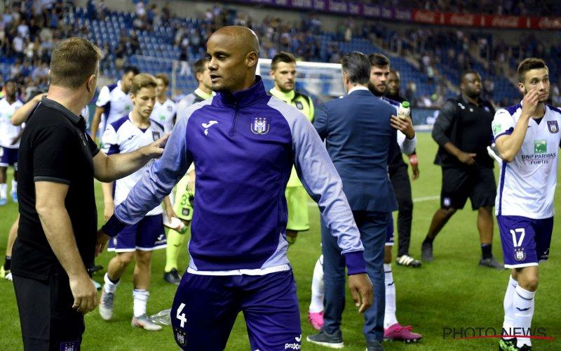 Kompany krijgt nog nieuwe speler bij Anderlecht:
