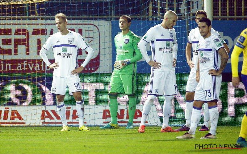Brengt sterkhouder Anderlecht in de problemen?