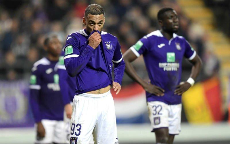 Keiharde conclusie bij Anderlecht: