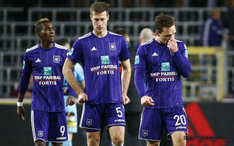 """Sonck merkt iets op bij Anderlecht: """"Dat is heel vreemd"""""""