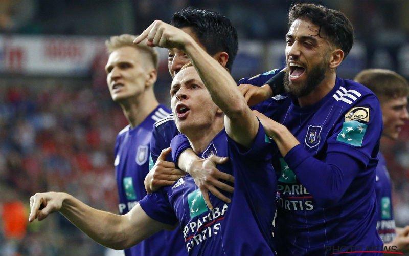 'Anderlecht dreigt maar liefst 5 sterkhouders in één klap te verliezen'