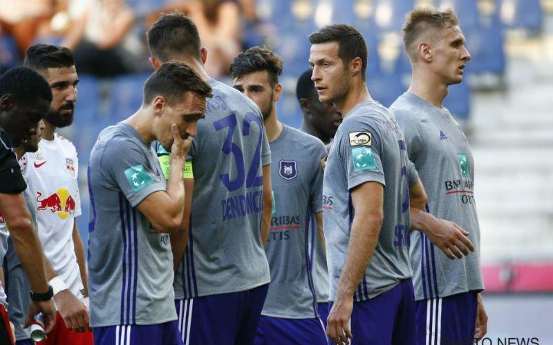 'Transfer Anderlecht gaat niet door'
