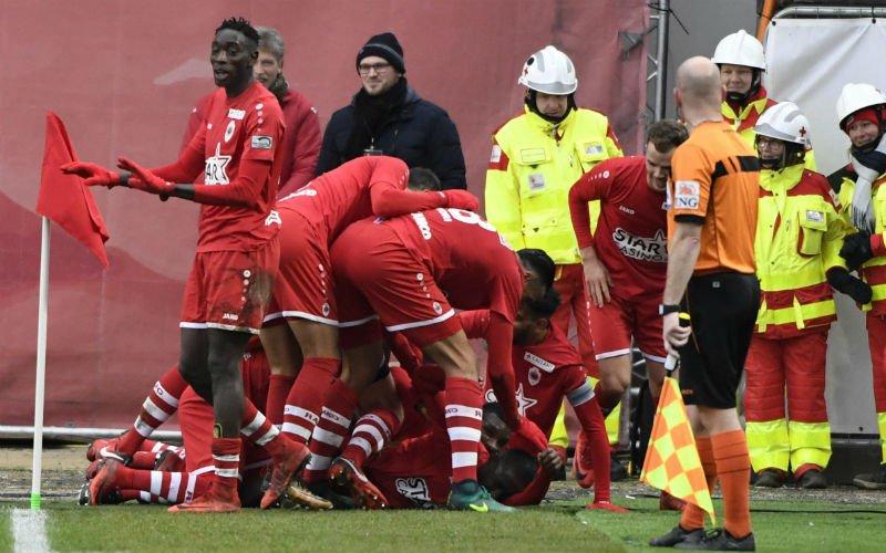 Antwerp boekt mooi resultaat tegen Newcastle, verrassende speler valt op