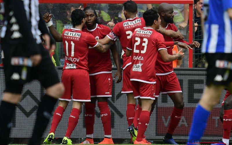 Antwerp FC verovert Europees ticket tegen Charleroi